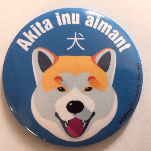 magnet Akita Inu